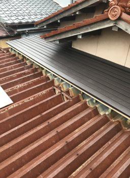 金沢市 S様邸 屋根板金 葺き替え施工事例