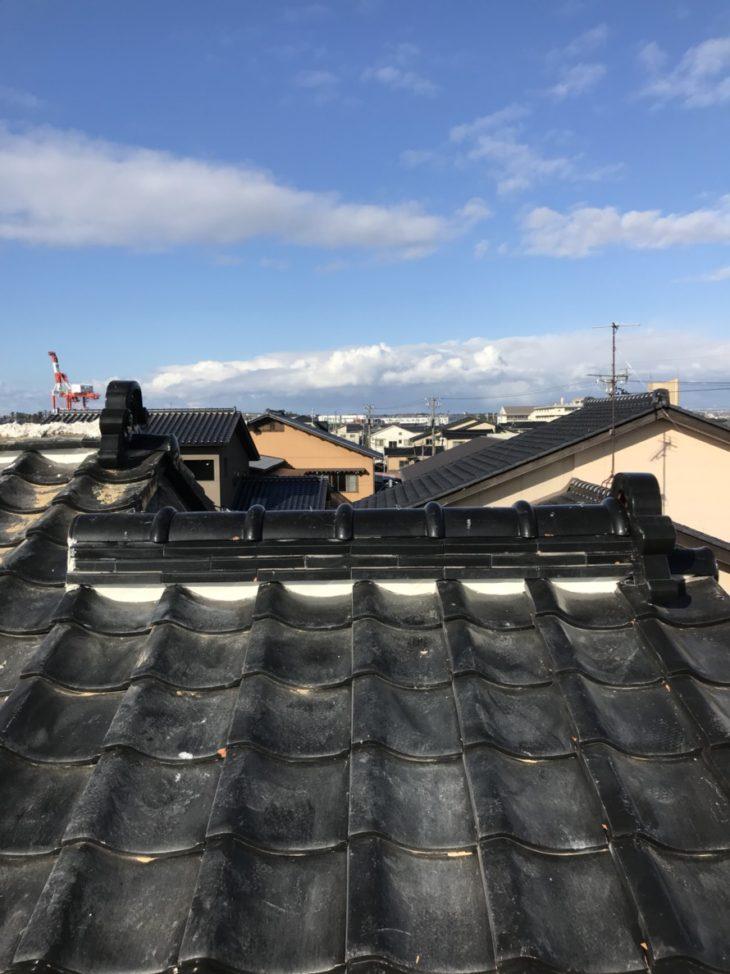 金沢市 Y様邸 屋根リフォーム施工事例