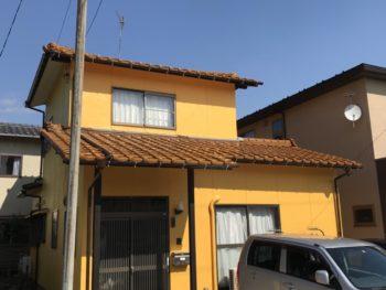 金沢市 T様邸 屋根リフォーム・外壁塗装施工事例
