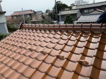 金沢市 N様邸 屋根瓦葺き替え工事施工事例