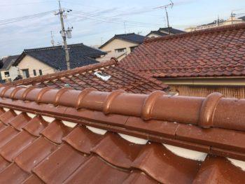 金沢市 H様邸 屋根リフォーム施工事例